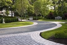 Landscape - driveways