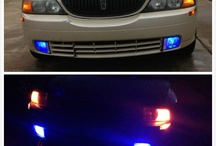 Lincoln LED Lights / by iJDMTOY.com Car LED