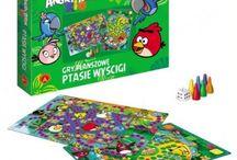 Gry planszowe / Wspaniały sposób na rozrywkę dla dzieci i młodzieży
