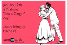 kiss a ginger!