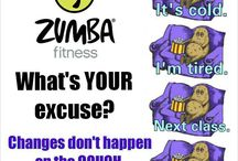 Zumba Quotes and Humor