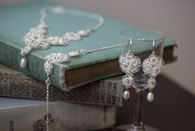 Bridal jewellery and accessories