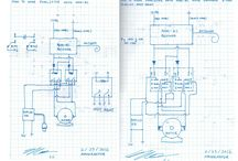 Wiring / Circuit Designs for Electric Motor Controls / wiring diagrams for motor controls