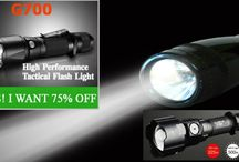 "G700 Flashlight - X700 Flashlight / ""Worlds Brightest"" Military Grade Flashlight Now Available To Public  Every Family Should Have This  New ""Blinding"" Tactical Flashlight is a Must Have For Every American... Strong Enough To Scare Off Out Intruders  Get your High Performance Tactical Flashlight at a HUGE Discount. Learn MORE:  http://edifytrends.com/x700-Tactical-Flashlight-Military-Supply-USA-Review/"