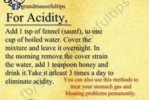 for acidity