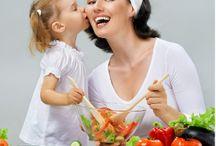 Healthy Kids / Raising healthy children