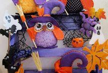 halloween cucito creativo