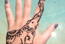 Tattoos/Hennas
