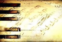 Music HD Desktop Wallpaper  / Note, Equalizer, Music Instruments, Dj, Nota, Müzik Aletleri, Ekolayzır, Müzik Enstrümanları, Entertainment, Record, Abstract, Artistic, Multicolor, Digital art, Colors, Music, Music Tools