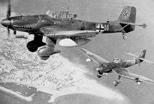Letadla II. Světově války / V této sekci naleznete pouze nějaké obrázky ohledně letectví z 2. sv. války