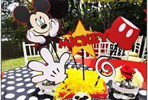 EVENTS - BIRTHDAY PARTY - Mickey/Minnie