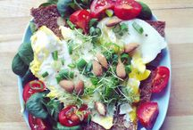 [ breakfast  & healthy food / Gesundes Frühstück, Snacks und Abendbrot healthy Living healthy food