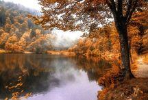 Природа.Осень