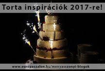 Esküvői torta inspirációs ötletek