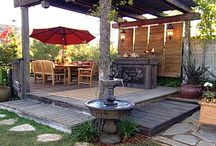 Patio Ideas / by Chris Harrington
