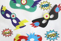 Masques super-héros