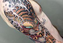Tatto japan