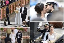 Real weddings - celebrities, stars, princes, politicians / board which is dedicated all #celebrities, stars, princes, politicians #weddings, take a look and get inspired how famous people looks at there weddings!