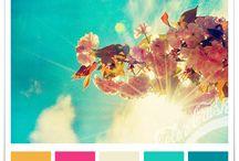 Color combos I like