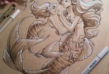 Mermaid everything