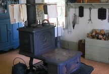 Wood &Cook Stoves