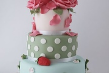 Cake Love  / Cakes that are too pretty to eat xx