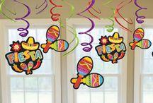 Fiesta Party Ideas / Ideas for making your fiesta festive!