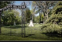 Johnson Island POW Cemetery