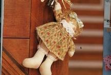 dolls/ muñecas  / by Adriana Rios