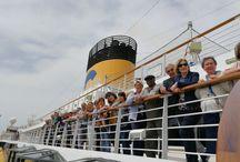 Visitamos el crucero Costa Diadema / Conocimos de primera mano las entrañas del crucero insignia de Costa Cruceros: ¡El Costa Diadema!