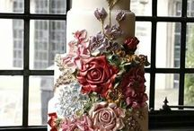 Let Them Eat Cake / Amazing Wedding Cake Ideas from the Christina Wu. / by House of Wu