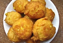 Corn Fritters / by Marilou Kanis