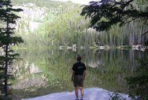 Colorado / Traveling through Colorado
