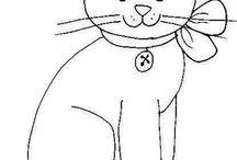 kedi cizim