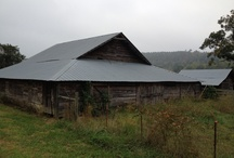 Barns / by Angie Moore