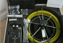 cable sewer pipe inspection camera