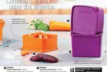 Tuppeware na Baixada Santista - Um Universo de Beleza e Qualidade para sua Cozinha / Tuppeware: Produtos de Excelente qualidade para toda a família. Viva a Experiência Tupperware!