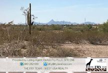 SOLD! LAND FOR SALE! Great Location Near The Interstate And Off Paved Road / 334XX W Salome Highway 1, Tonopah, AZ 85354 328,655 Square Feet
