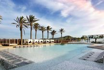 Las piscinas más espectaculares de Ibiza
