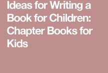 Writing chapter books for children
