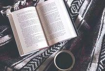 Book marks/rainy mood