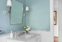 Bathroom Ideas / by Stephanie Winebarger