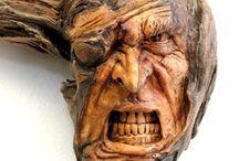 sculptur woods
