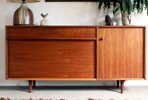 Mid-Century / Retro / Art Deco / Danish / Retro Furnishings, and decor. / by Steven Faltz