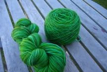 Dying Wool
