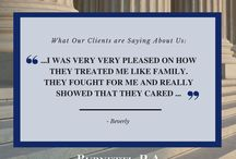 Client Testimonials / At Burnetti, P.A. we take client satisfaction very seriously. See what some of our clients are saying about us.