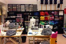 sew room