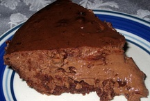 Recipes - desserts & sweet treats
