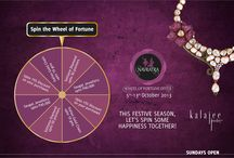 Wheel of Fortune for Navratri