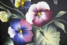 Pensamientos (flor)